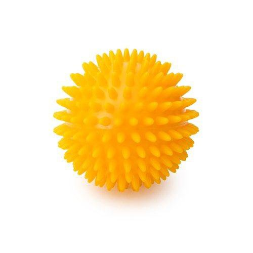 66Fit Spiky Massage Ball Hard x 1 Pieces, 10cm