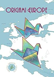 Origami Europe (black & white edition): Black and white edition