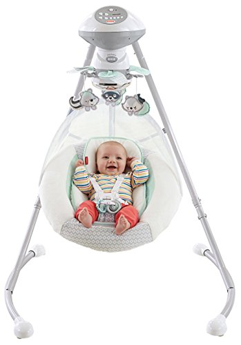 Fisher-Price Moonlight Meadow Cradle 'n Swing (Fisher Price Swing Girl compare prices)