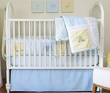 The Little Acorn Bed Set, Sweet Pea - 1
