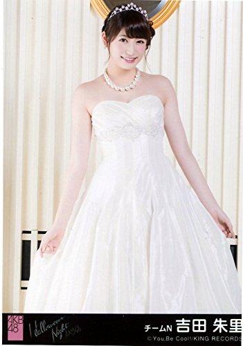 AKB48 公式生写真 ハロウィン・ナイト 劇場盤 君にウェディングドレスを… Ver. 【吉田朱里】