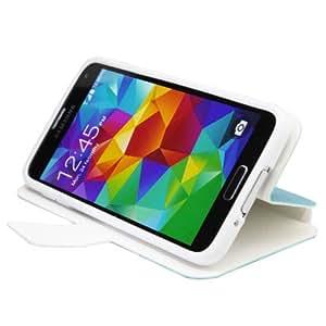 Bingsale Schutzhülle Ledertasche Samsung Galaxy S5/ Samsung Galaxy S5 Neo Hülle Tasche