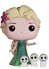 Funko POP Disney: Frozen Fever – Elsa…