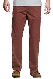 Flat Front Chinos Regular Fit with Stormwear+ [T17-6332B-S]