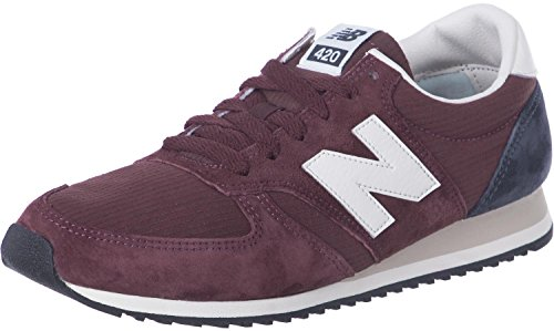 New Balance - Chaussure U420 487431-60 18 Bordeau