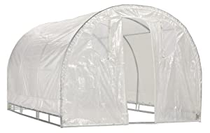 Weatherguard 63012 8-by-12-Foot Greenhouse