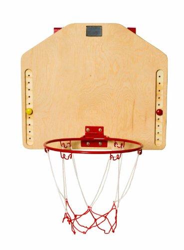 Red Tool Box Basketball Hoop - 1