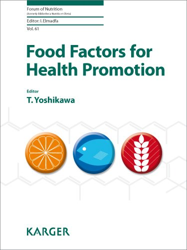 Food Factors for Health Promotion (Forum of Nutrition) Picture