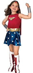 Super DC Heroes Wonder Woman Child's Costume - Medium (50 - 54