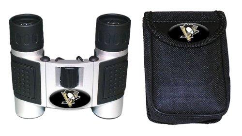 Nhl Pittsburgh Penguins High Powered Compact Binoculars