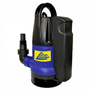 SchmutzwasserTauchpumpe Pumpe DirtStarExtraSS 750 als Gartenpumpe zum Bewässern und als Kellerpumpe zum Entwässern mit Schwimmerschalter, 10m Kabel  GartenKundenbewertung und weitere Informationen