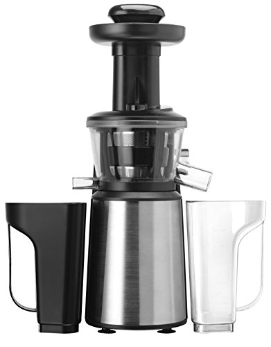 RGV Juice Art Citrus Press (50/60 Hz, 220 - 240 V, 36 cm, 22 cm, 41.7 cm, Black, Stainless Steel)