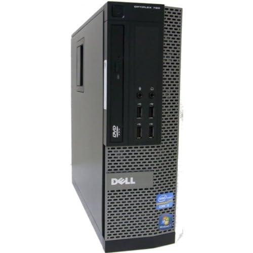 中古パソコン デスクトップ DELL OptiPlex 790 SFF Core i3 2100 3.10GHz 2GBメモリ 250GB DVD-ROM Windows7 Pro 搭載 リカバリーディスク付属 動作保証30日間