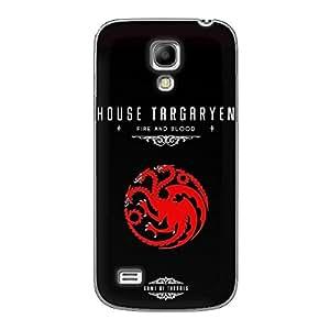 EYP Game Of Thrones GOT House Targaryen Back Cover Case for Samsung S4 Mini