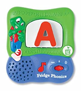 LeapFrog Fridge Phonics Magnetic Alphabet Set: Amazon.co.uk: Welcome
