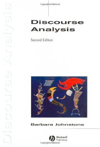 Discourse Analysis, 2nd Edition (Introducing Linguistics)