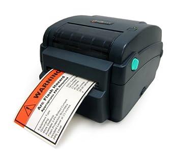amazoncom arc flash labels maker starter package With arc flash label maker