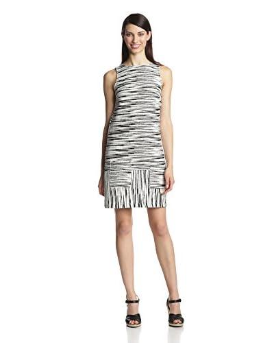 Isaac Mizrahi Women's Jacquard Dress with Pockets