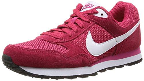 Nike Wmns MD Runner - Zapatillas deportivas para niñas, color rosa ...