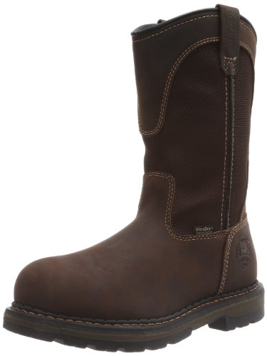 Irish Setter Men's 83901 Wellington Work Boot,Brown,8 D US