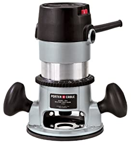 PORTER-CABLE 690LRVS 11 Amp 1-3/4-Horsepower Fixed-Base Variable-Speed Router