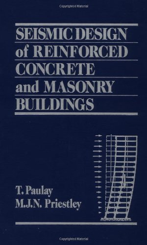 Seismic Design of Reinforced Concrete and Masonry Buildings - Wiley-Interscience - 0471549150 - ISBN:0471549150