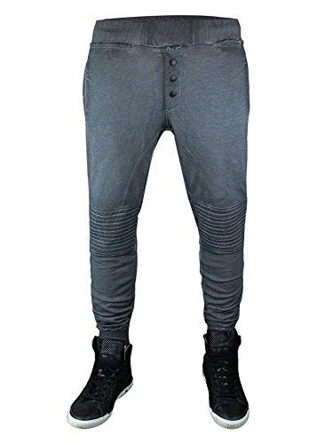 trueprodigy -  Pantaloni  - Uomo Anthrazit XL