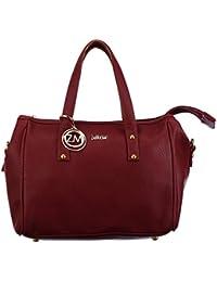 Brandvilla Marine Blue Handbag Women (Hand-held Bag)