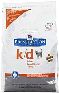 Hill's Prescription Diet k/d Feline Renal Health - 4lb