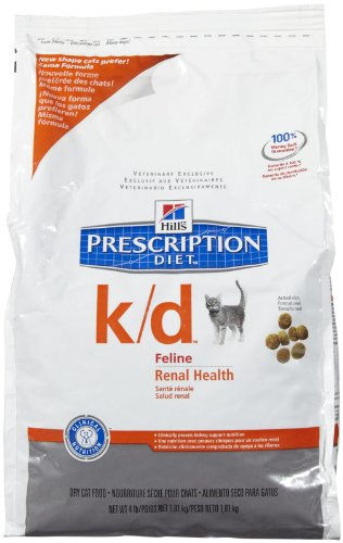 Hill's Prescription Diet K/d Feline