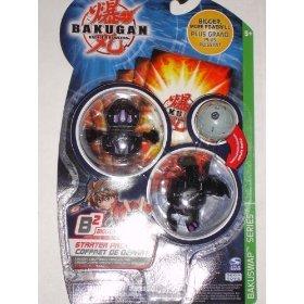 Bakuswap Black Exedra; Black Naga Wavern; Grey Mystery Bakug