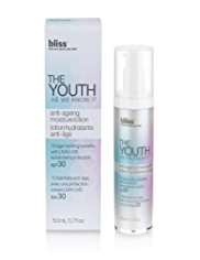 bliss® The Youth as We Know It™ Anti-Ageing Moisture Lotion with SPF30 50ml