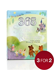 365 Stories & Rhymes Book