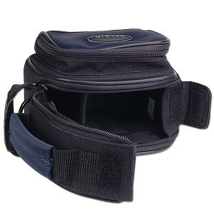 Belkin F8K004-SML-NVB Deluxe Nylon Camcorder and Camera Case (Black) from Belkin Components