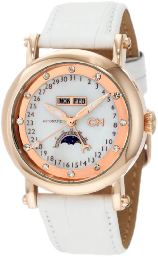 Carlo Monti Ladies Automatic Watch CM110-386