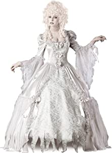 InCharacter Costumes, LLC Corpse Countess, White, Large