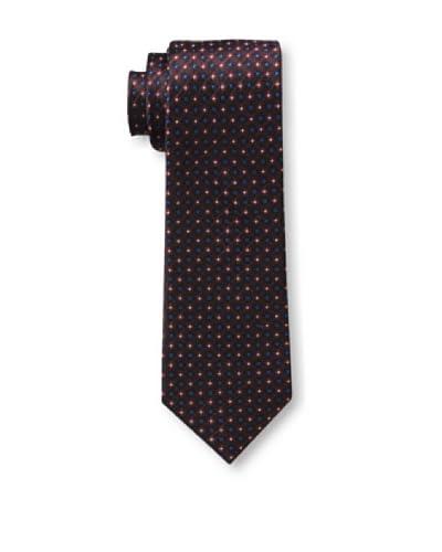Ben Sherman Men's Brisk Neat Tie, Purple, One Size