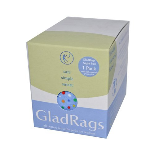 Gladrags Night Pad, Assorted