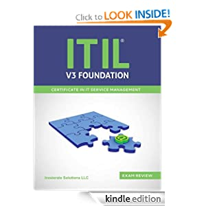Free Itil Certification Ebook