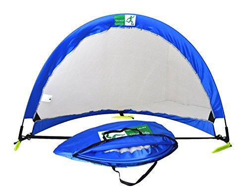 greeco pop up soccer goal set of 2 two portable soccer. Black Bedroom Furniture Sets. Home Design Ideas