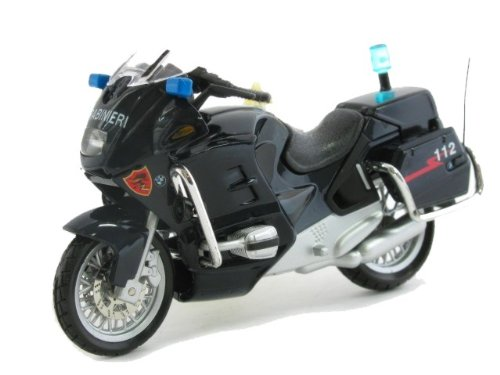 BMW R 850RT Motorcycle - Carabinieri Police - 1/24th Scale Part-Works Model