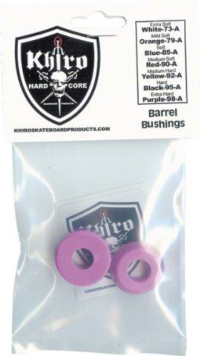 Khiro Standard Barrel Bushing Set 99a x-Hard Purple аксессуары для гитары bbd dl 99a xinsound dl 99a bbd analog delay