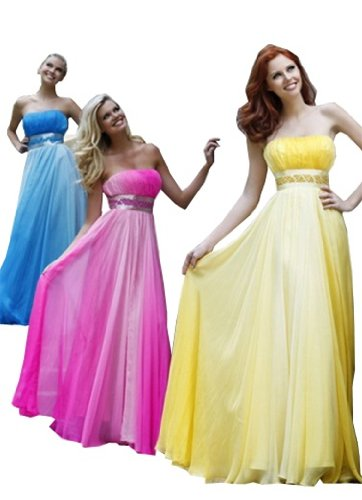 Sherri Hill 8203, Long Chiffon Gowns