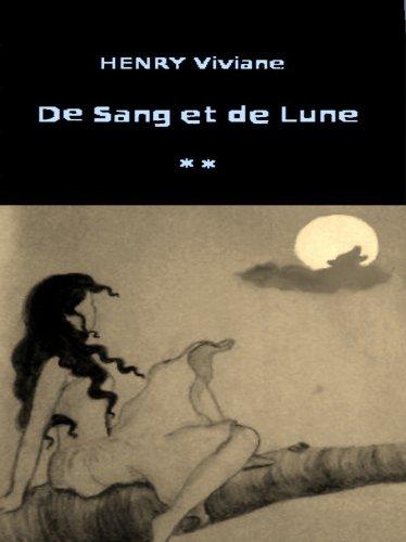 Couverture du livre De Sang et De Lune, tome 2