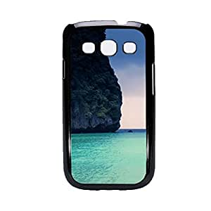 Vibhar printed case back cover for Samsung Galaxy Grand Cliff