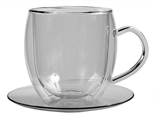 Feelino-Bullino-groe-doppelwandige-400-ml-Glas-Thermotasse-mit-Untersetzer-edle-und-extra-groe-Glas-Teetasse-Kaffeetasse-mit-Schwebeeffekt-Glastasse-mit-Henkel-und-Untersetzer-im-Geschenkkarton