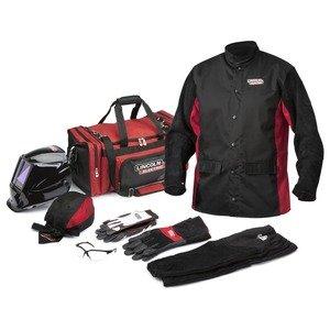 Lincoln Electric K3236 Top-Grade Professional Equipment Package, Mediu