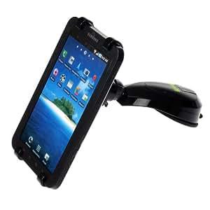 "iKross Car Dashboard Mount Holder for 5"" - 10"" Smartphohes & Tablets: Apple iPad 2, 3, 4 iPad Mini, Acer Iconia Tab A500, A700, W510, A210, A110; Asus Eee Pad Transformer TF201, TF300, Infinity TF700, VivoTab RT Tab; Samsung Galaxy Tab 2, Note 10.1, Ativ Tab; Toshiba, ViewSonic, Coby Kyros, ThinkPad Tablet; Google Nexus 7, 10; Kindle Fire HD 7 & 8.9 and more"