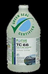 Focus TC66 Tub and Tile Cleaner 1 Gallon