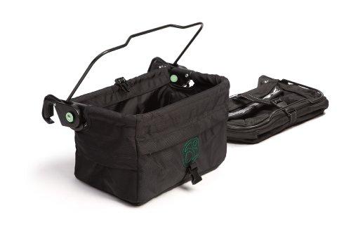 Orbit Baby Stroller Panniers, Black - 1